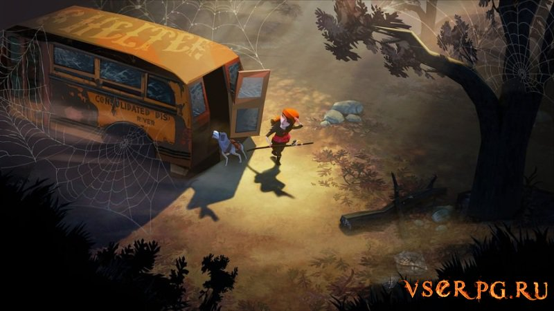 The Flame in the Flood screen 2
