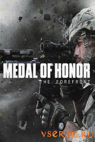 Постер игры Medal Of Honor Forefront