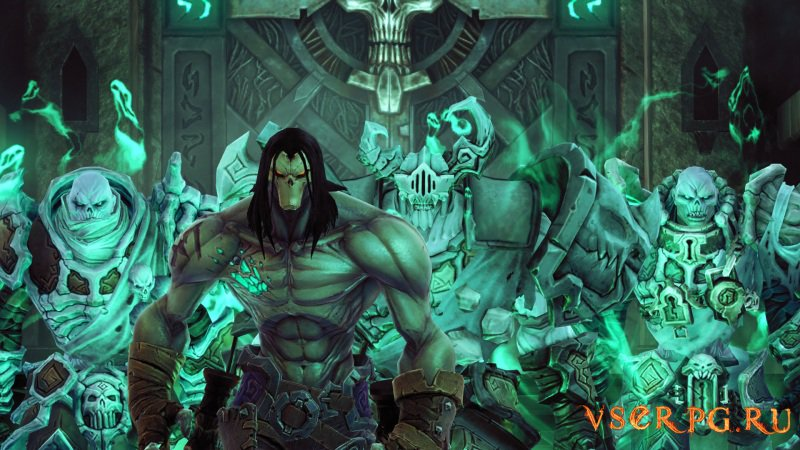 Darksiders 2: Deathinitive Edition screen 3