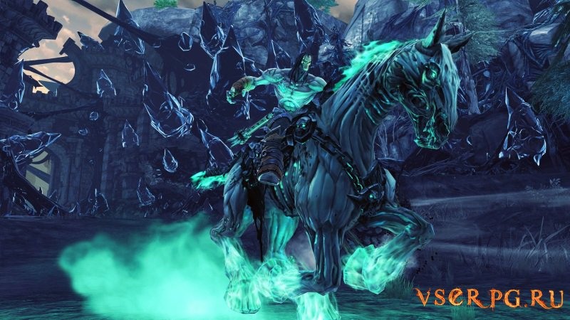 Darksiders 2: Deathinitive Edition screen 2