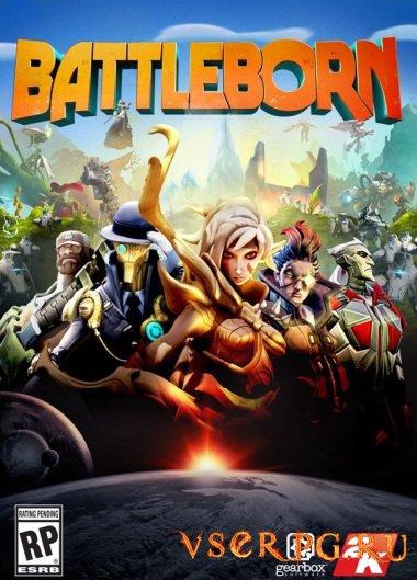 Постер игры Battleborn