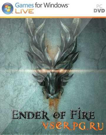 Постер игры Ender of Fire