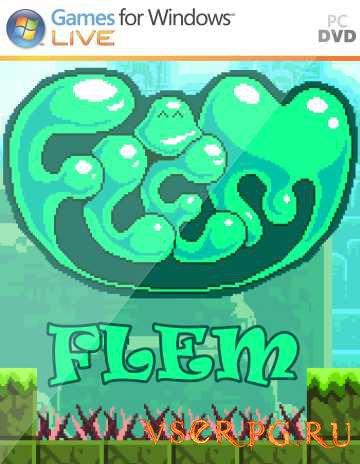 Постер игры Flem