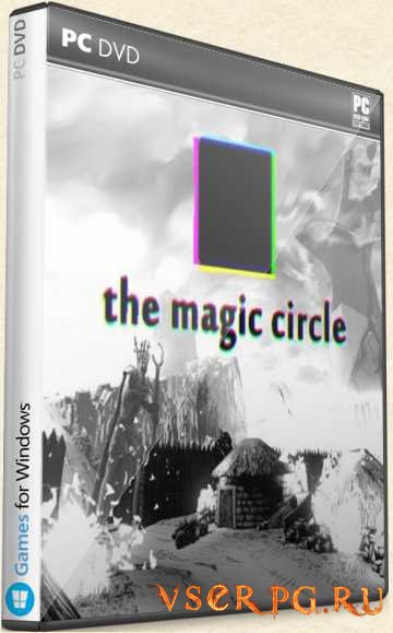 Постер игры The Magic Circle