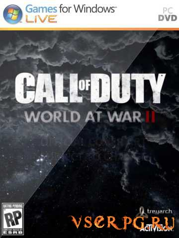 Постер игры Call of Duty: World at War 2