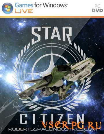 Постер игры Star Citizen