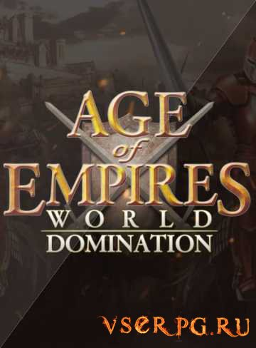 Постер игры Age of Empires World Domination
