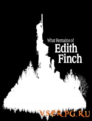 Постер игры What Remains of Edith Finch [PS4]