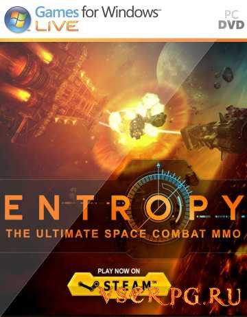 Постер игры Entropy