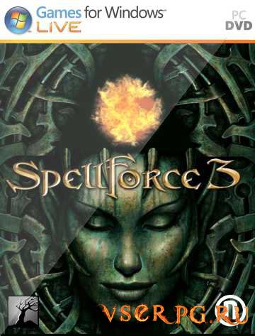 Постер игры Spellforce 3
