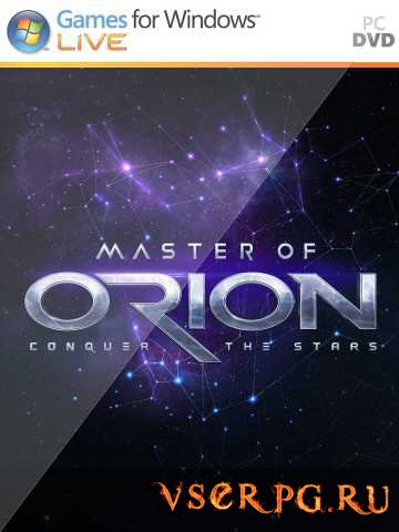 Постер игры Master of Orion (2016)