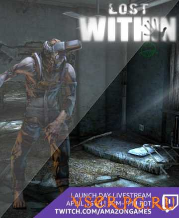 Постер игры Lost Within
