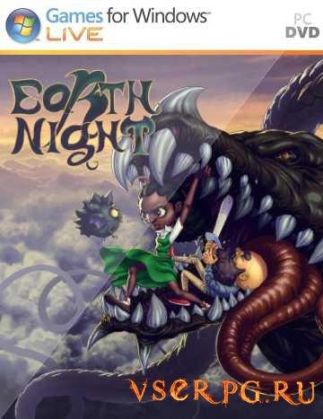 Постер игры EarthNight