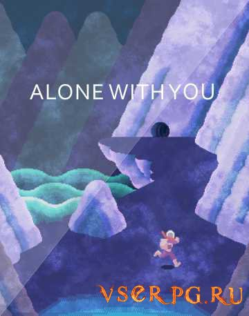 Постер игры Alone With You