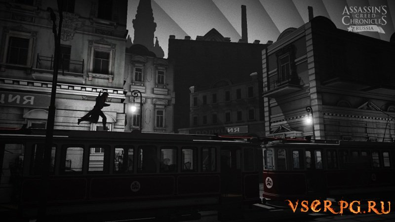 Assassins Creed Chronicles Russia screen 2