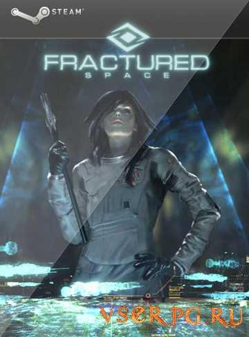 Постер игры Fractured Space