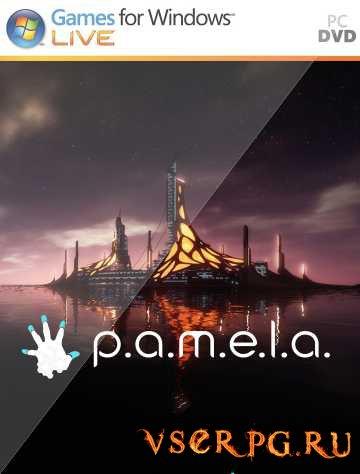 Постер игры Pamela