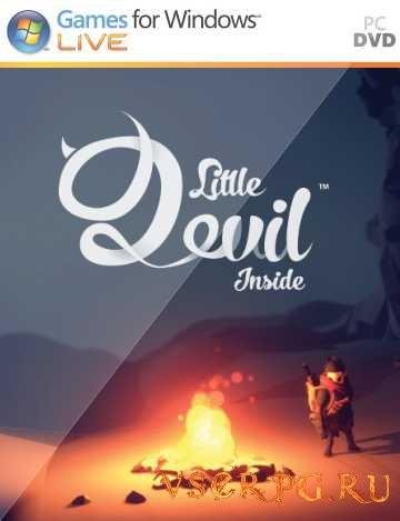 Постер игры Little Devil Inside