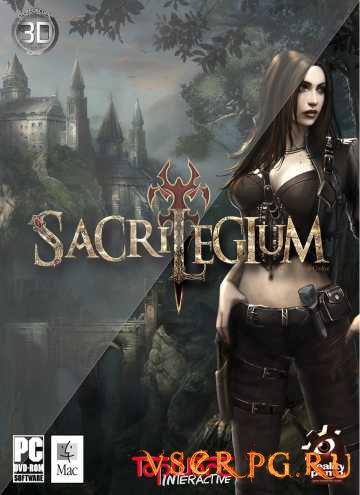 Постер игры Sacrilegium