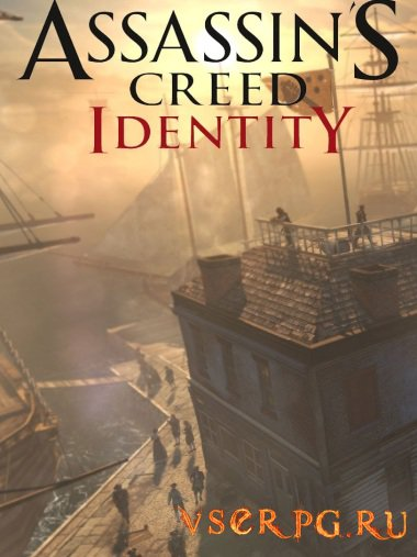 Постер игры Assassins Creed Identity