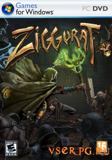 Постер игры Ziggurat