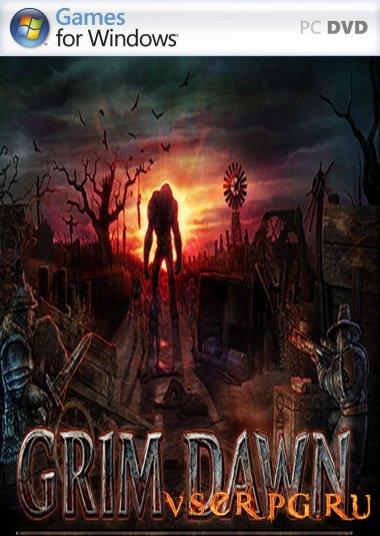 Постер игры Grim Dawn