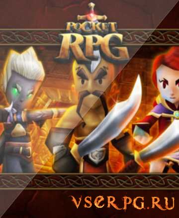 Постер игры Pocket RPG