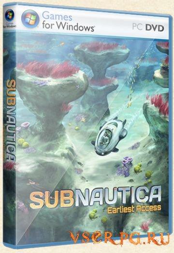 Постер игры Subnautica