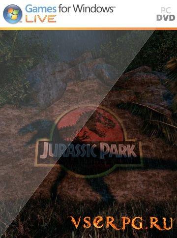Постер игры Jurassic Park Aftermath