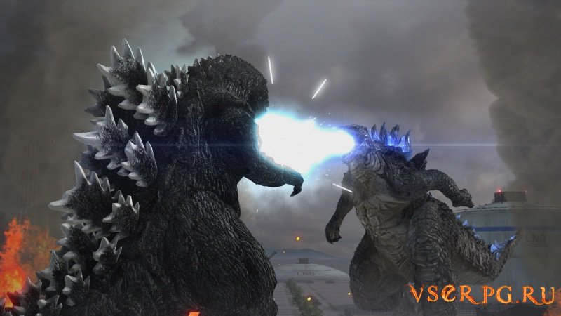 Godzilla PS4 screen 2