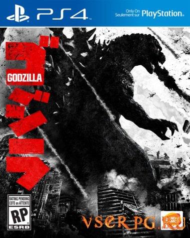 Постер игры Godzilla PS4