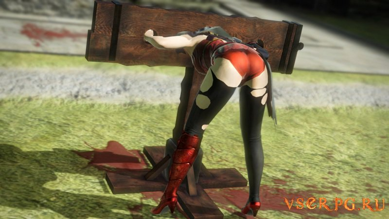 Deception IV: The Nightmare Princess PS4 screen 2