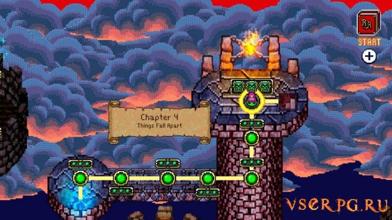 Roving Rogue screen 2