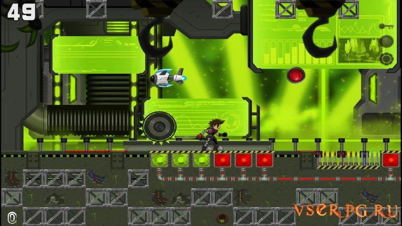 Aeros Quest screen 2