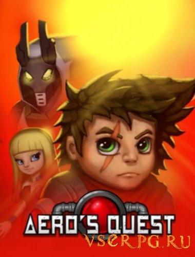 Постер игры Aeros Quest