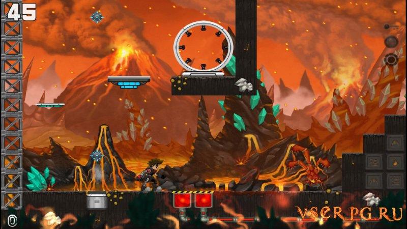Aeros Quest screen 3