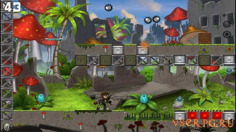 Aeros Quest screen 1