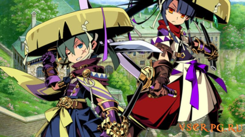 Etrian Mystery Dungeon screen 1