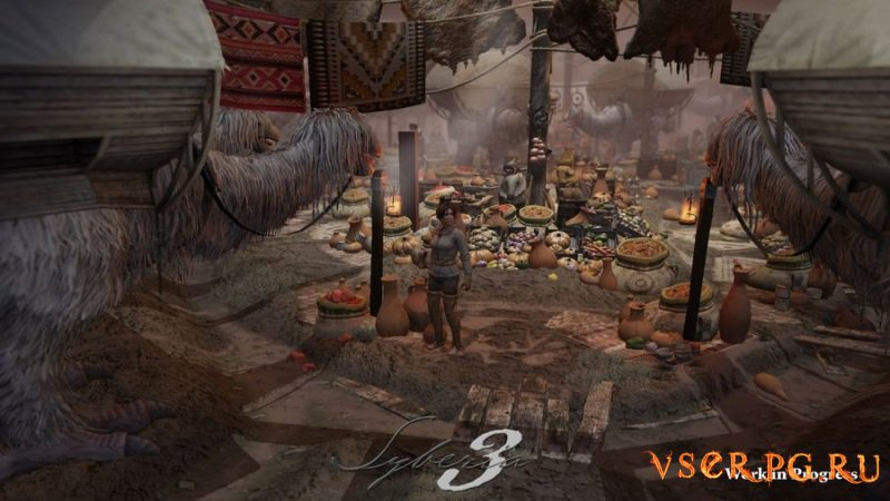 Syberia 3 screen 1