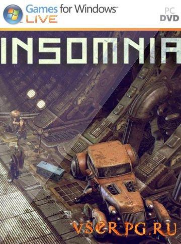 Постер игры InSomnia