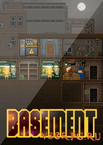 Постер игры Basement