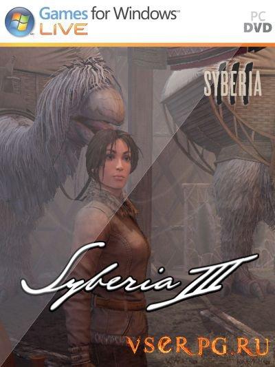 Постер игры Syberia 3