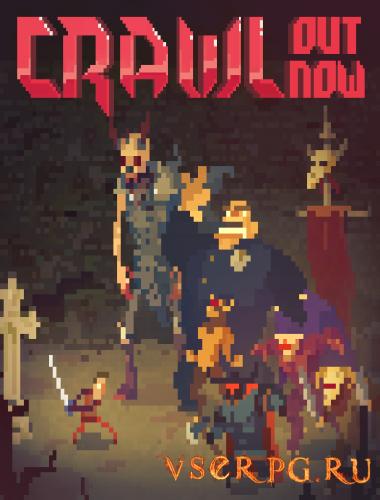 Постер игры Crawl