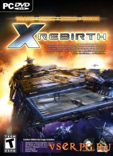 Постер игры X Rebirth