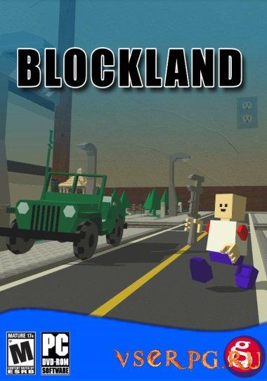 Постер игры Blockland