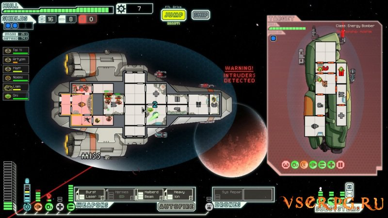 FTL: Faster Than Light screen 1