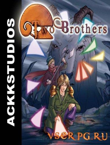 Постер игры Two Brothers