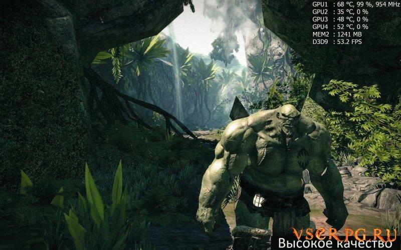 Of Orcs and Men screen 3