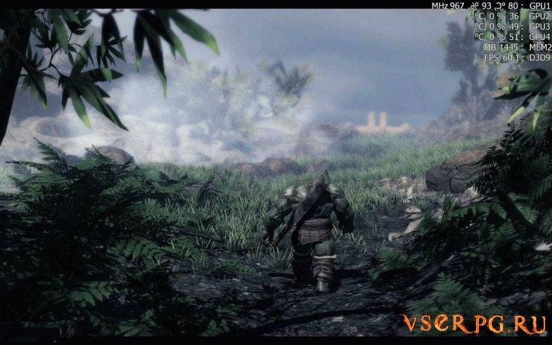 Of Orcs and Men screen 1
