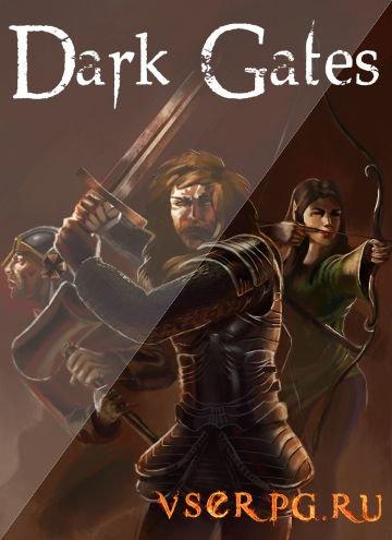 Постер игры Dark Gates